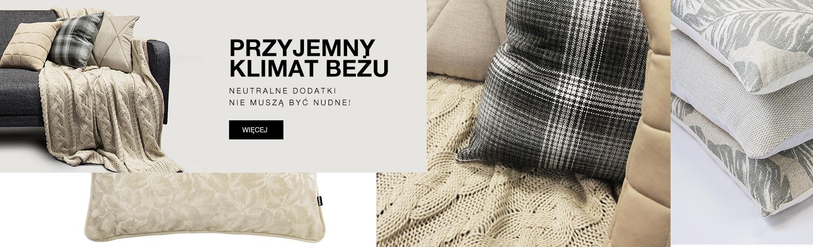 poduszki dekoracyne do salonu, nowoczesne poduszki ozdobne